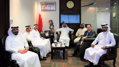 """صورة جمعية البحرين لتنمية المؤسسات الصغيرة والمتوسطة تستقبل منظمة """"جي بي ايه"""" العالمية"""