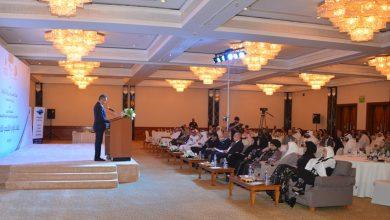 """صورة انطلاق """"ملتقى ألواني الإقليمي الخامس"""" تحت رعاية وزير الصناعة والتجارة والسياحة"""