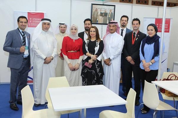 صورة جمعية البحرين لتنمية المؤسسات الصغيرة والمتوسطة تشارك في المعرض العربي الصناعي