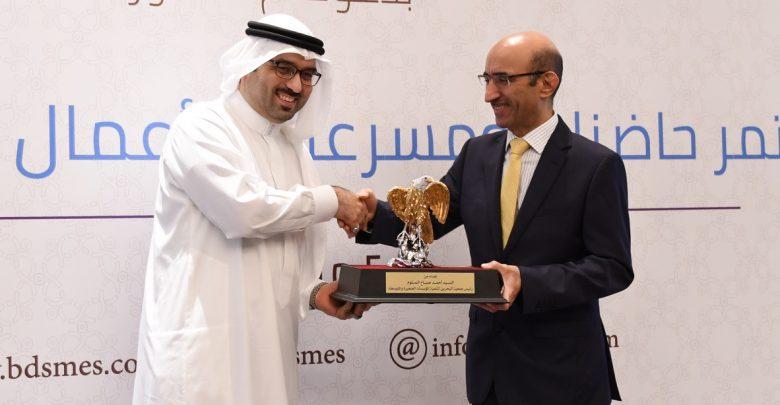 صورة وزير التجارة في افتتاح مؤتمر الحاضنات الخليجي الأول: الحاضنات أصبحت مدرسة الأعمال الجديدة
