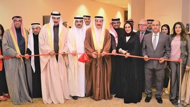 صورة بمشاركة 60 جهة ..وزير العمل والتنمية الاجتماعية يفتتح معرض البحرين للتدريب والتعليم ما قبل العمل