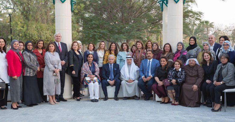صورة برعاية محافظ العاصمة .. افتتاح المقر الجديد للاتحاد العالمي لصاحبات الأعمال والمهن البحرينية