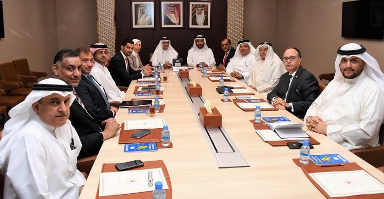 صورة «أبو الفتح» يبحث مع غرفة التجارة التعاون المشترك ودعم المؤسسات الصغيرة والمتوسطة