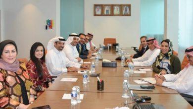 صورة الزياني يلتقي السلوم وأعضاء جمعية المؤسسات الصغيرة.. ويؤكد: دعم القطاع أولوية للحكومة