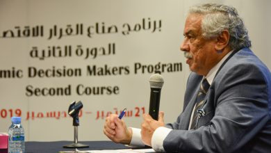 """صورة """"مهران"""" ضمن برنامج صناع القرار: دعم المؤسسات الصغيرة """"واجب"""" على الصحافة الوطنية خدمة للاقتصاد"""